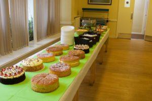 Ana Treatment cakes